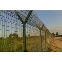 机场护栏 、场地护栏 、场地围栏 整体牢固 轻盈美观 耐用A库尔勒 护栏生产厂家