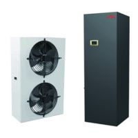 PECRON艾默森7.5KW单冷机房基站实验室专用精密空调3P三相380V
