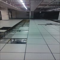 环氧抗静电地板,计算机防表面电阻地坪,海南宏利达