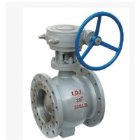供应DN100球阀-铸钢-PQ340Y偏心半球阀侧装式-广泛