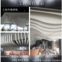 吊顶造形铝方通定制厂家、弯弧铝方通销售价格。