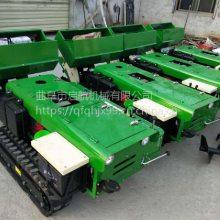 开沟培土埋藤机 启航28马力开沟回填机视频 农业履带式施肥机