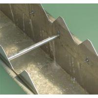 厂家生产不锈钢集水槽堰板挡板配套设备 质量保证欢迎来电咨询