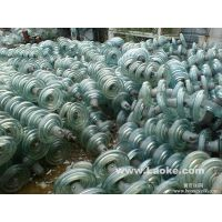 回收高压瓷瓶 回收绝缘子 玻璃绝缘子回收