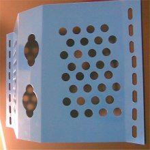 防风网安装 三峰防风网 金属穿孔板