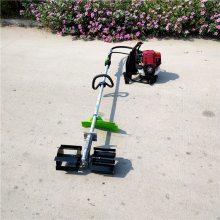 果园菜地小型松土机 优质两冲程除草机 背负式汽油锄地机