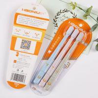 扬州牙刷工厂HT-404 皓牛品味超洁净牙刷 全新上市牙刷火热招商中