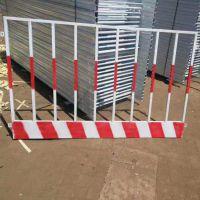 直销建筑施工安全喷塑基坑防护网 危险警示建筑护栏 泥浆池围栏