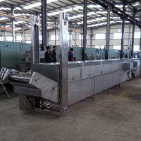 诸城神州机械直销肉丸水煮线 肉丸全自动生产 提高生产效率