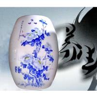 圣菲活瓷能量缸 巴马负离子磁蒸瓮 陶瓷养生樽 陶瓷小巴马熏蒸
