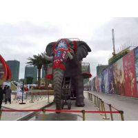 欢域科技机械大象租赁出租