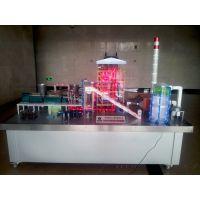 300MW机组电站动态模型