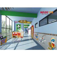 深圳幼儿园的装修设计 广州幼儿园室内墙面设计 东莞小型幼儿园室内设计