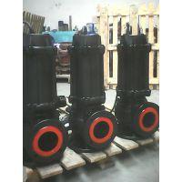 福建福州排涝 潜水排污泵12寸口径300mm四级电机福州污水污物水泵