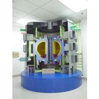 HTR500型高温汽冷堆核电站模型