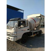 HX-6汽车底盘混凝土搅拌车价格 混凝土搅拌车生产厂家