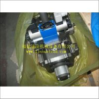 力士乐 泵 A4VSO180E02K 30R+A4VSO180E02K 30R
