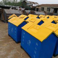 河北绿美厂家直售户外垃圾桶 耐磨加厚户外垃圾桶