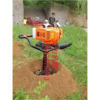 如何选择植树挖坑机 水泥杆钻孔机 牛蒡种植钻孔机