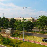茂南区医院道路灯具 学校操场怎么配置灯杆 LED灯杆厂家定制