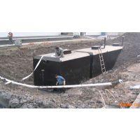 火腿肠食品加工厂污水处理气浮设备 便于管理