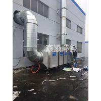 南京豪澋HJUV光解除臭设备|低温等离子废气处理设备