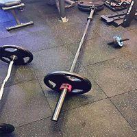 天津销售力量区防滑室内橡胶地垫健身房地垫