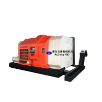 CK64140数控端面车床(带排屑机),青岛五重数控机床