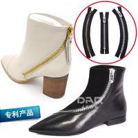 DAQ大器拉链:高端拉链,弧度拉链定制,弯曲鞋靴拉链个性定制