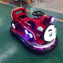 广场站立行走机器人儿童双人电动碰碰车战火金刚游乐摩托游乐设备