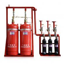 林州市气体灭火系统 有管网柜式悬挂式七氟丙烷 气溶胶灭火器厂家价格