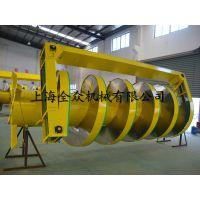 供应 上海全众机械 输送设备 螺旋输送机LXJ