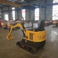 室内挖掘机路面畅通 履带挖掘机操作简单