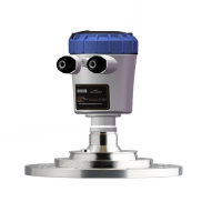 SLDL5285雷达物位计 78GHz透镜天线 万向节 耐温