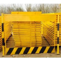 厂家直销江门基坑临边安全防护 深圳工地防护网 临边防护栏