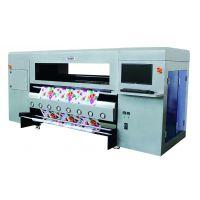 全新常州宏科数码导带印花机四喷头DK-2000印刷速度160平方/小时