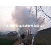 喷药果园弥雾机 自走稳定药烟雾机 润众