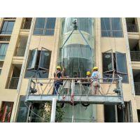 广州力争装饰公司为您幕墙维修、换胶补漏、更换玻璃、固定改窗等服务