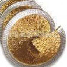 厂家专业生产铜丝方块刷 异形铜丝刷 钢丝刷辊