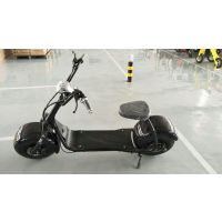维克沃趣款塞夫哈雷锂电池防盗大宽轮电动滑板车 ET折叠电动车厂家