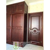长沙定制家具厂专业设计、全屋实木衣柜门、酒柜定制工艺细致