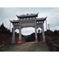 广东石牌坊的历史文化内涵和现代历史意义