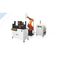 机器人多工位激光自动化焊接