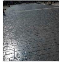 上海第一家实力厂家专业承接全国压花地坪销售+材料国A品质保证
