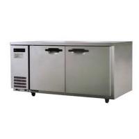 Panasonic/松下平台雪柜SUR-1271NC 直冷二门冷藏柜 操作台冰箱 平台冷藏柜