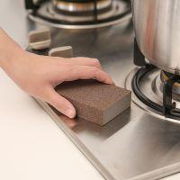 东泰纳米金刚砂海绵擦 pu锅碗清洁除除铁锈绵