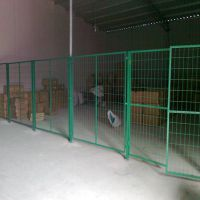 雄丰 可移动围栏网 定做车间隔离网分区护栏网