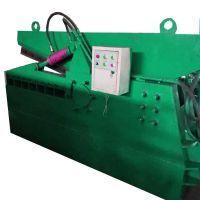 多功能鳄鱼剪切机金属槽钢废铁废钢切断机设备