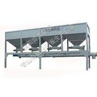 复合肥有机无机生产设备连续式配料机