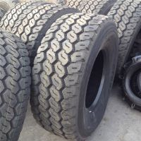 朝阳全钢丝子午线轮胎445/65r22.5 油田运输车轮胎